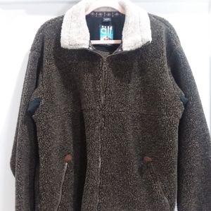 älf VINTAGE RARE find zip up sweater